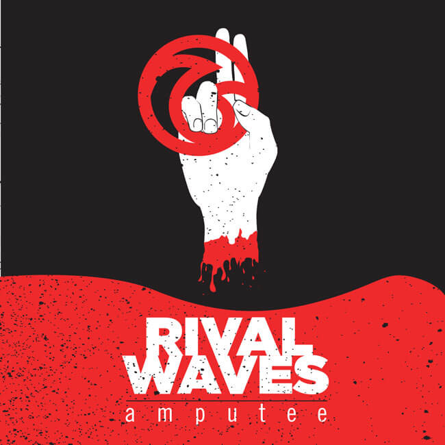 Rival Waves - Amputee (Single) Cover Art